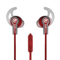 Ecko Fuse Earbuds Sport w/Mic & Control Red