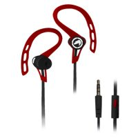 Ecko Rush Earbuds Sport w/Mic & Control White