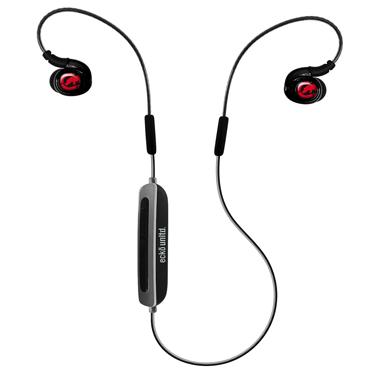Ecko Jolt Earbuds Bluetooth Sport w/Mic Black