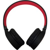 Ecko Impact Foldable Headphone Bluetooth Lightweight Red