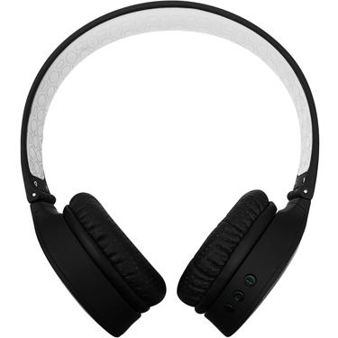 Ecko Impact Foldable Headphone Bluetooth Lightweight White