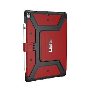 UAG iPad Pro 10.5 2017 Folio Metropolis Magma Red/Silver