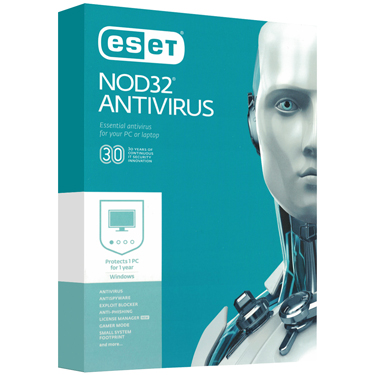 Eset Nod32 Antivirus V11 1-User 1-Year BIL