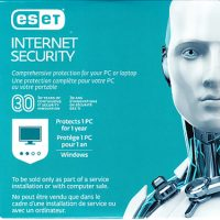 Eset Internet Security V11 1-User 1-Year OEM Sleeve RTL