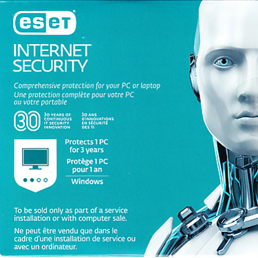Eset Internet Security V11 1-User 3-Year OEM RTL