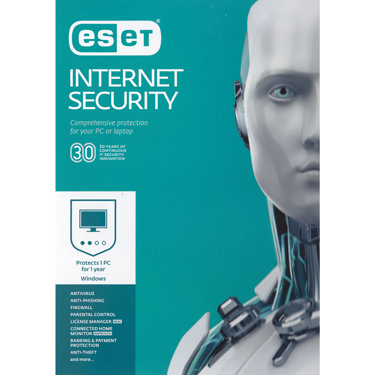 Eset Internet Security V11 1-User 1-Year BIL