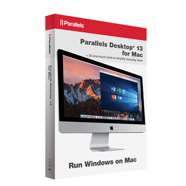 Parallels Desktop 13 for Mac BIL