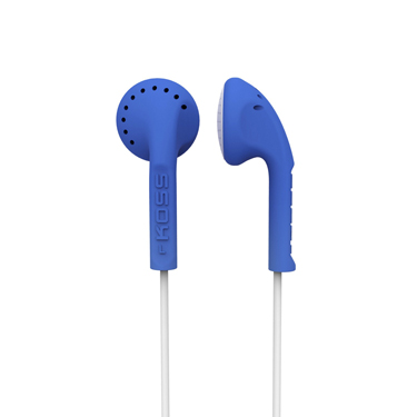 Koss Earbud On Ear Bud KE10b Jams Blue