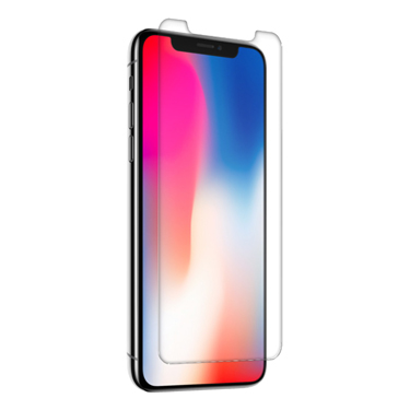 Nitro iPhone X Tempered Glass Clear Bulk 10Pk