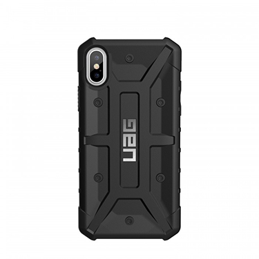 UAG iPhone X Pathfinder Black/Silver