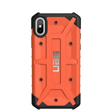 UAG iPhone X Pathfinder Rust/Silver