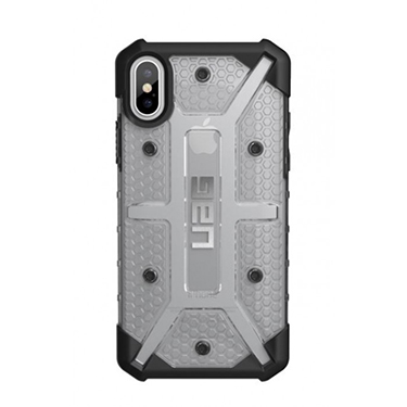 UAG iPhone X Plasma Ice/Black