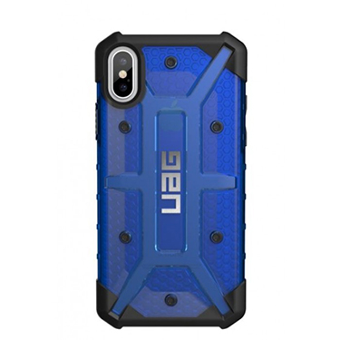 UAG iPhone X Plasma Cobalt/Black