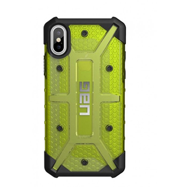 UAG iPhone X Plasma Citron/Black
