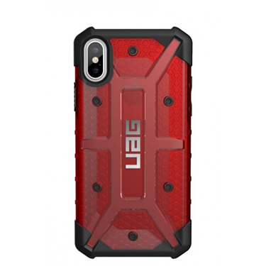 UAG iPhone X Plasma Magma/Black
