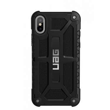 UAG iPhone X Monarch Matte/Black Midnight