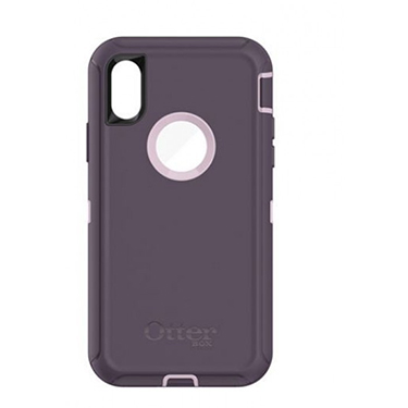 OtterBox iPhone X Defender Purple/Dark Purple Nebula