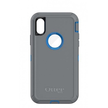 OtterBox iPhone X Defender Blue/Grey Marathoner