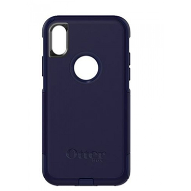 OtterBox iPhone X Commuter Blue/Blue Indigo Way