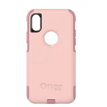 OtterBox iPhone X Commuter Pink/Pink Ballet Way