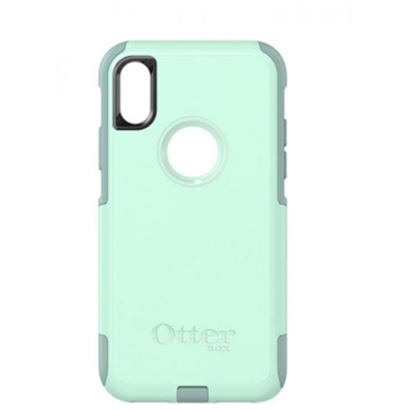 OtterBox iPhone X Commuter Blue Ocean Way