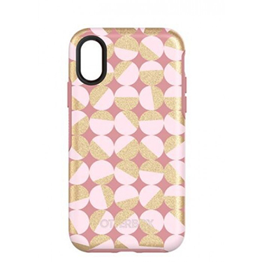 OtterBox iPhone X Symmetry Beige/Pink Mod About You