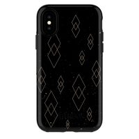 OtterBox iPhone X Symmetry Black Sky of Diamonds