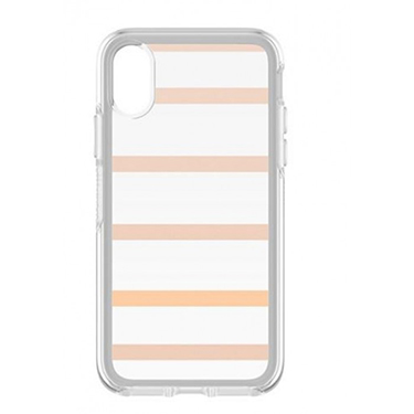 OtterBox iPhone X Symmetry Graphic Inside the Lines