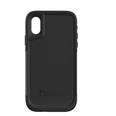 OtterBox iPhone X Pursuit Black