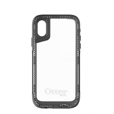 OtterBox iPhone X Pursuit Black/Clear
