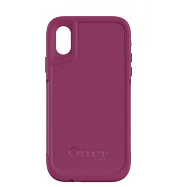 OtterBox iPhone X Pursuit Red/Blue Coastal Rise