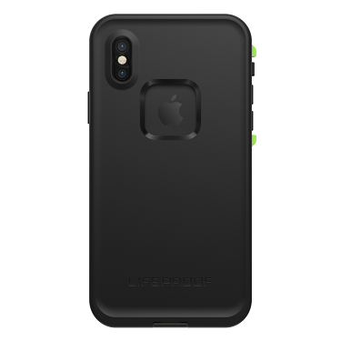 LifeProof iPhone X Fre Black/Lime Night Lite