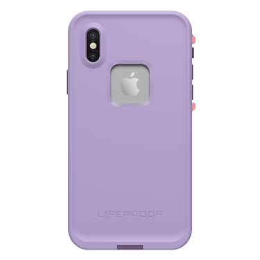 LifeProof iPhone X Fre Chakra  Purple/Pink