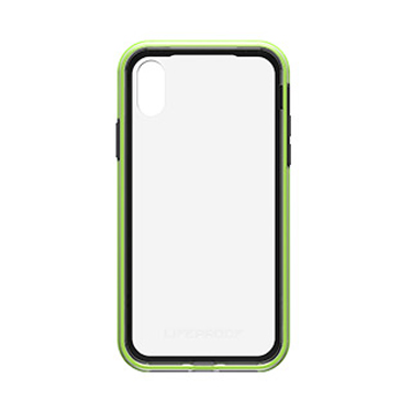 LifeProof iPhone X Slam Lime/Black Night Flash