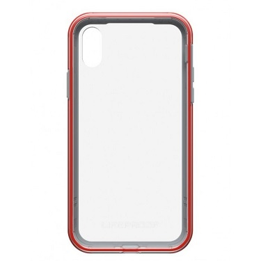 LifeProof iPhone X Slam Red/Grey Lava Chaser