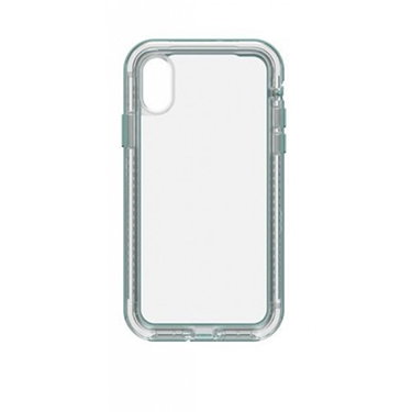 LifeProof iPhone X Next Clear/Blue Seaside