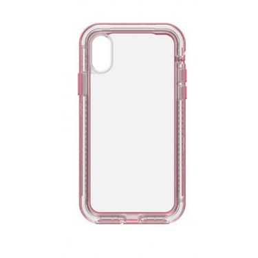 LifeProof iPhone X Next Clear/Pink Cactus Rose