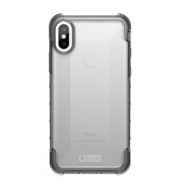 UAG iPhone X Ice Plyo Clear