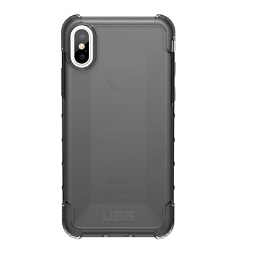 UAG iPhone X Ash Plyo Grey/Clear