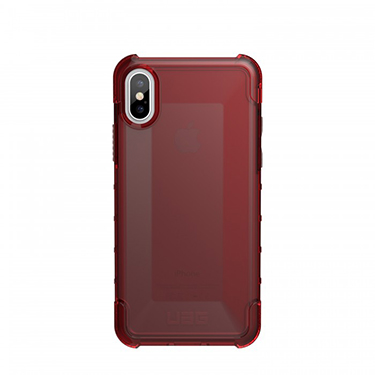 UAG iPhone X Crimson Plyo Red/Black