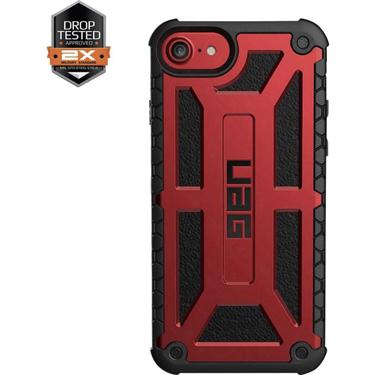 UAG iPhone 6S/7/8 Monarch Red/Black Crimson