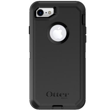 OtterBox iPhone 7/8 Defender Black