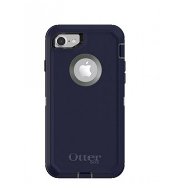 OtterBox iPhone 7/8 Defender Green/Blue Stormy Peaks