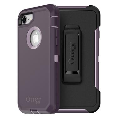 OtterBox iPhone 7/8 Defender Purple/Dark Purple Nebula