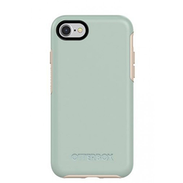 OtterBox iPhone 7/8 Symmetry Blue/Silver Muted Waters