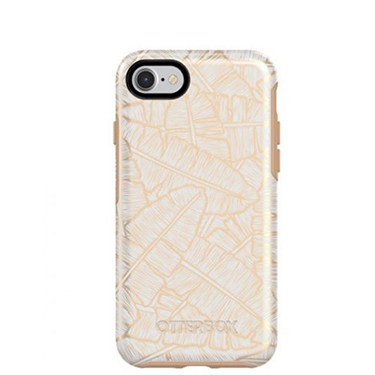 OtterBox iPhone 7/8 Symmetry White/Brown Throwing Shade