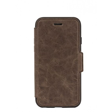 OtterBox iPhone 7/8 Strada Folio Leather Brown/Brown