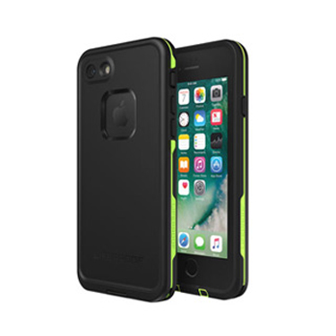 Lifeproof iPhone 7/8 Fre Black/Lime Night Life