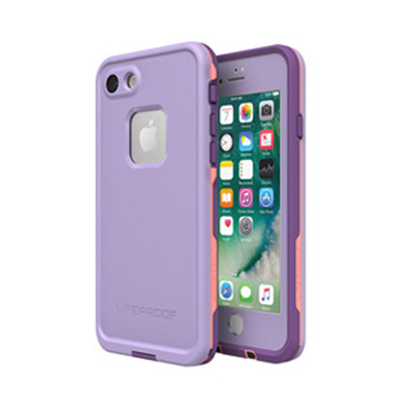 Lifeproof iPhone 7/8 Fre Purple/Purple Chakra