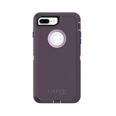 OtterBox iPhone 7+/8+ Defender Purple/Dark Purple